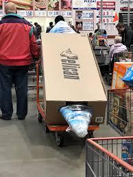 Costco Meme - put me like costco sells kayaks 80 boxed
