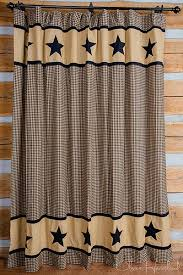 Check Shower Curtain Black Check Shower Curtain With Black Border By S