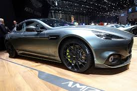 aston martin rapide 2017 aston martin rapide and vantage gain more extreme amr derivatives