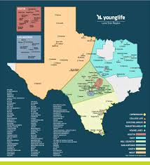 Angelo State University Map by Images