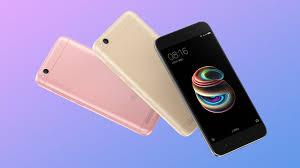 Xiaomi Redmi 5a Xiaomi Redmi 5a Price And Specifications