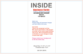 11x17 brochure template brochure templates business cards flyers and banners