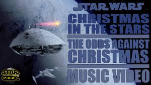 happy thanksgiving star wars the odds against christmas christmas in the stars star wars