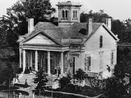 when was the first house built henry b clarke house wikipedia