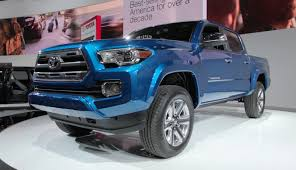 truck toyota 2015 2016 toyota tacoma 2015 detroit auto show youtube