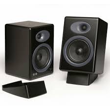 Desk Studio Monitor Stands by Ds2 Desktop Stand Pair Audioengine