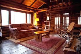 cabin living room ideas log cabin living room azik me