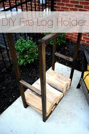 15 best diy outdoor firewood rack ideas and desigs for 2017