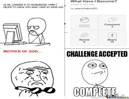 Challenge Complete Challenge Complete By Recyclebin Meme Center