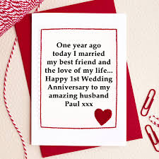 1st wedding anniversary gift wedding anniversary gift for husband in india lading for