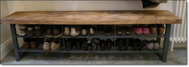 stylish large shoe storage bench hallway storage bench 3 seat shoe