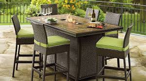 Patio Table Decor High Top Outdoor Table Gccourt House