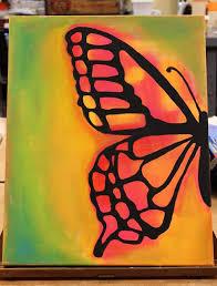 best 10 butterfly painting ideas on pinterest butterfly art