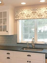 kitchen window valances ideas kitchen window coverings ideas ghanko