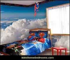 Batman Decor For Bedroom Superman And Batman Themes For Kid U0027s Bedrooms Interior Design