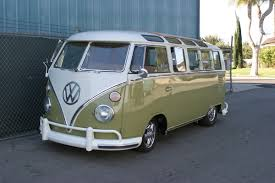 volkswagen minivan 1960 1967 cal look bus