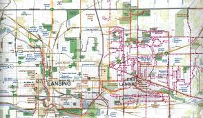 Ucsc Map Lansing Maps