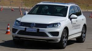 volkswagen touareg 2017 vw touareg v8 r line 4 2 fsi 2017 preços e test drive www car