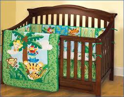 Rainforest Crib Bedding Rainforest Nursery Bedding Thenurseries