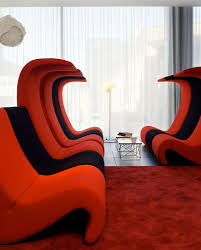 CitizenM Glasgow Hotel By Concrete Architectural Associates Hot - Contemporary furniture sofas