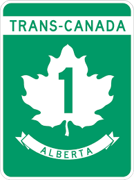 Alberta Highway 1