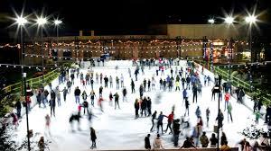 viejas casino u0026 resort opens their holiday ice skating rink