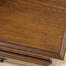 sauder orchard hills bookcase headboard sauder orchard hills nightstand carolina oak walmart com