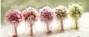 silk wedding bouquets inspirations silk flower bouquets with bridal bouquets is