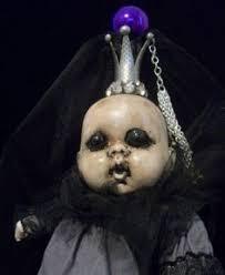 Scary Baby Doll Halloween Costume Creepy Gothic Horror Doll Dolls Ebay Id Bastet2329 Creepy Dolls