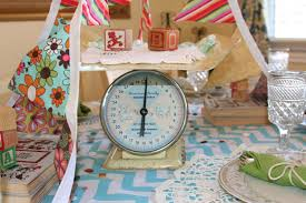 love thy room the perfect vintage baby shower tablescape