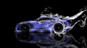 custom nissan skyline r35 nissan gtr r35 water kiwi car 2014 el tony