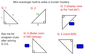 letting them be kids with the pythagorean theorem u2013 curiouser and