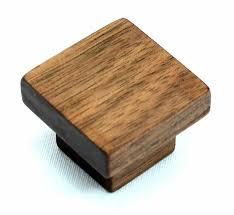 Walnut Cabinet Wood Cabinet Hardware Happy Bungalow
