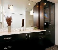 magnificent bathroom colors with dark cabinets bathroom ideas