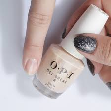 how to use the opi gel break system
