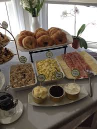ideas for a brunch croissant bar great baby shower brunch or lunch idea could do