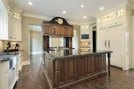 kitchen tv ideas pictures of kitchens traditional two tone kitchen cabinets