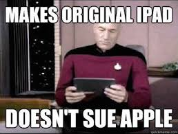 Ipad Meme - 12 funny star trek memes that are make your day