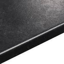 B Q Kitchen Laminate Flooring 38mm B U0026q Basalt Slate Textured Round Edge Kitchen Worktop L 3m D