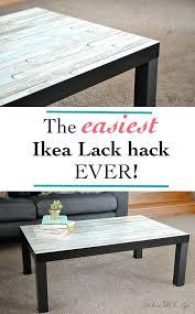 sofa side table slide under ikea an easy ikea lack coffee table