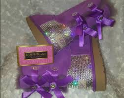 womens ugg boots purple custom uggs bling uggs womens uggs womens ugg boots
