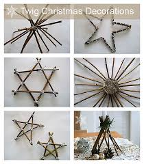 make your own twig decorations