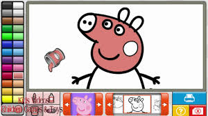 peppa pig coloring pages peppa coloring book peppa pig en