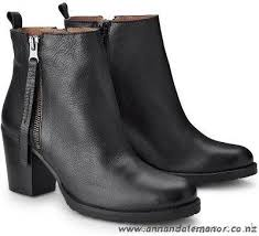 womens black boots nz cheap price sixty seven ankle boot ange black vmhi womens
