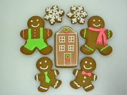 Cute Food For Kids 38 Fun Gingerbread Cookie Ideas