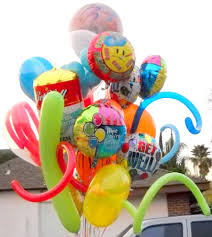 delivery of balloons san diego balloon balloonatics delivery balloons