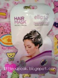 Masker Elips littlecupcakes review ellips hair mask