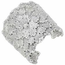 sterling silver cuff bangle bracelet images Sterling silver cuff bangle bracelet buccellati by buccellati on jpg