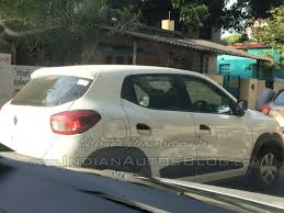 renault kwid specification and price renault kwid india pics white 2 carblogindia