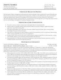 Job Resume General Objective by Resume Samples Human Resources Assistant